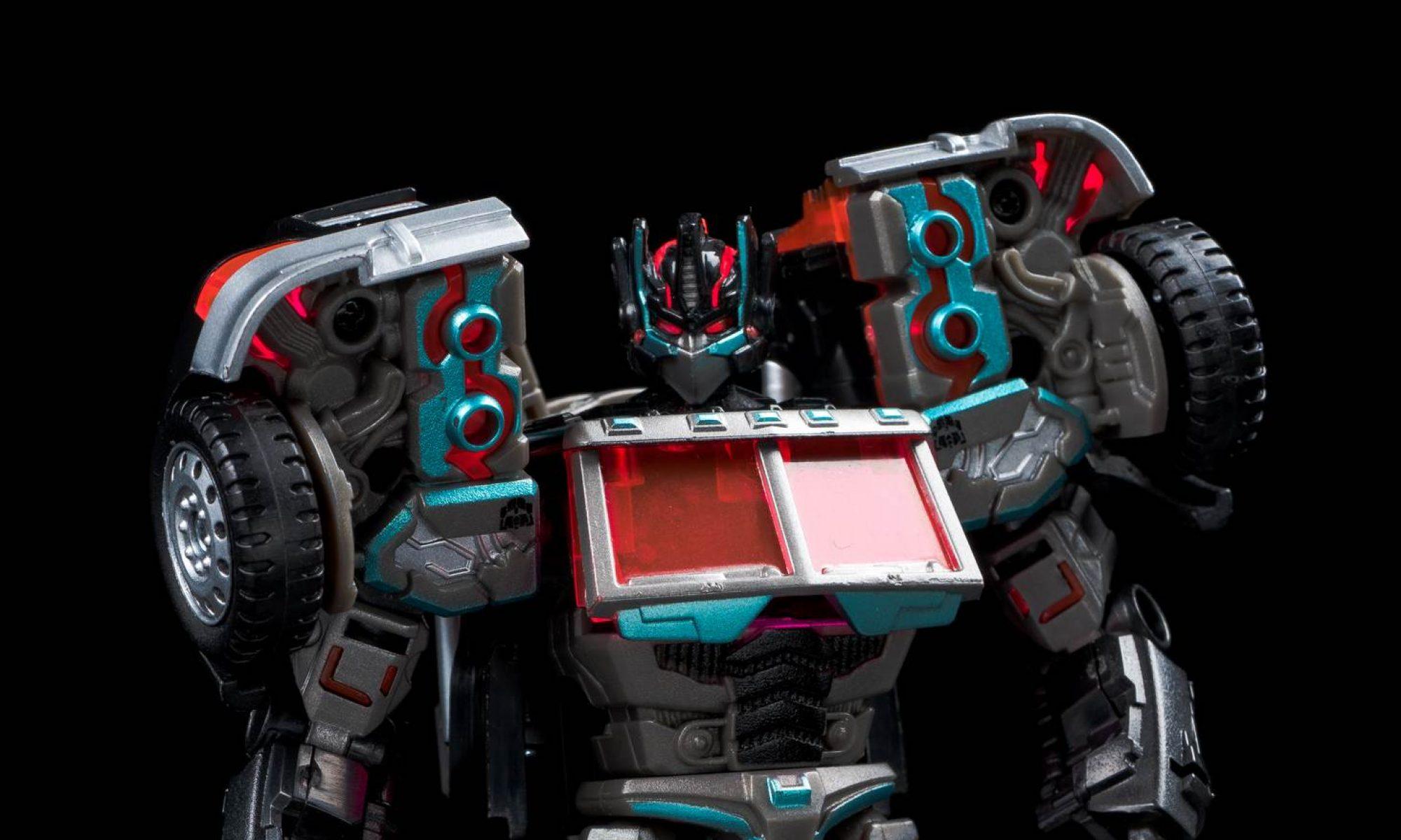 Cybertron 21